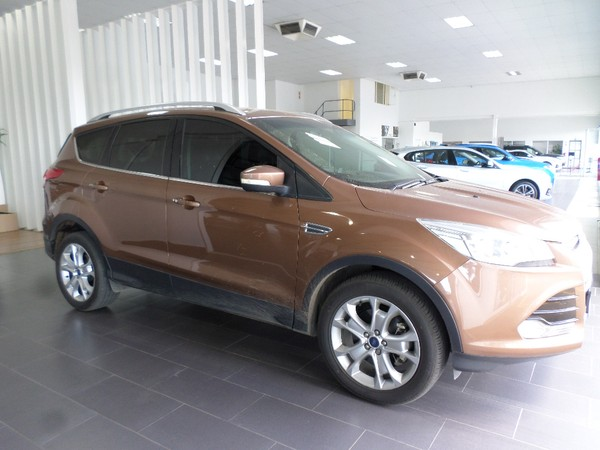 2013 Ford Kuga 1.6 EcoboostTrend AWD Auto Northern Cape Kimberley_0