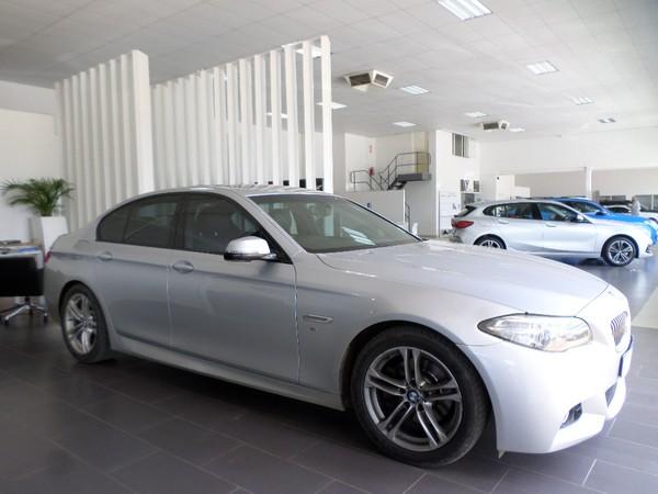 2016 BMW 5 Series 520i Auto Northern Cape Kimberley_0