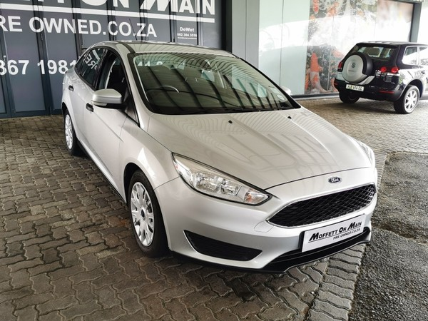 2016 Ford Focus 1.0 Ecoboost Ambiente Eastern Cape Port Elizabeth_0