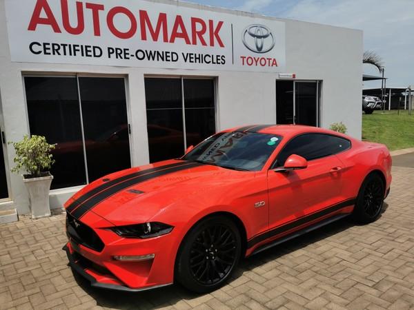 2020 Ford Mustang 5.0 GT Auto Kwazulu Natal Eshowe_0