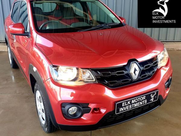 2018 Renault Kwid 1.0 Dynamique 5-Door Mpumalanga Middelburg_0