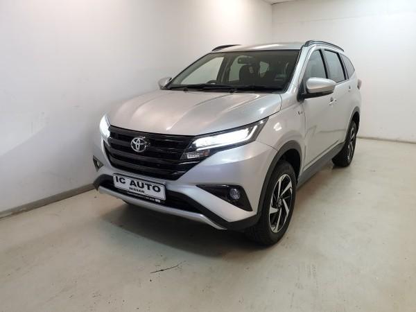 2019 Toyota Rush 1.5 Gauteng Roodepoort_0