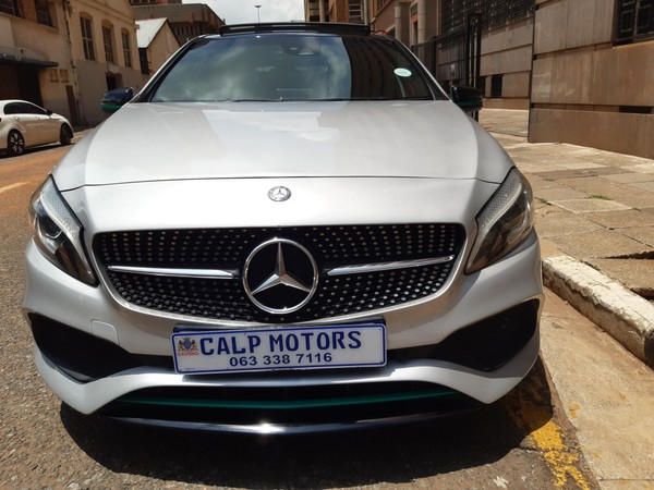 2017 Mercedes-Benz A-Class A 250 Sport Gauteng Marshalltown_0