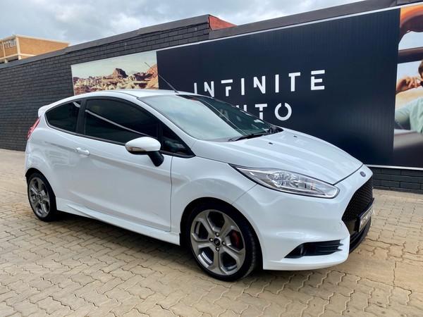 2017 Ford Fiesta ST 1.6 Ecoboost GDTi Gauteng Pretoria_0