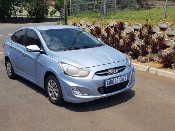 2013 Hyundai Accent 1.6 Gls At  Kwazulu Natal_0