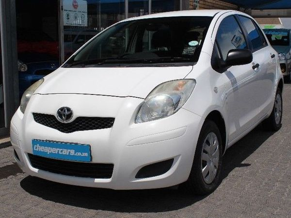 2011 Toyota Yaris Zen3 5dr  Western Cape Bellville_0