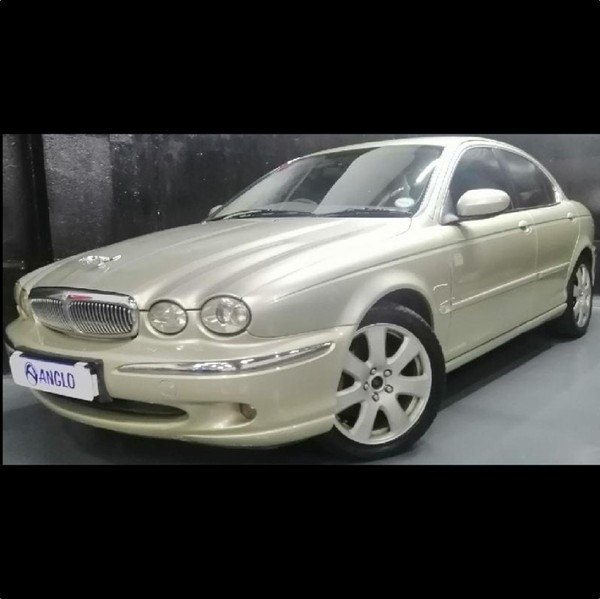 2007 Jaguar X-Type 2.0 Se At  Gauteng Benoni_0