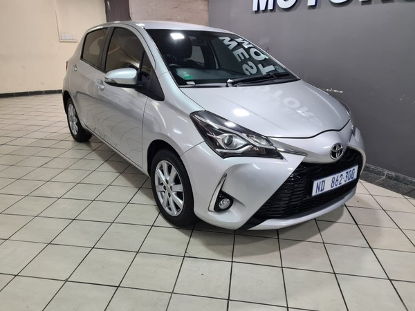 2017 Toyota Yaris 1.5 Pulse Plus CVT 5-Door Kwazulu Natal Durban_0