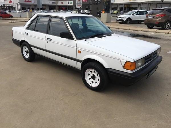 1990 Nissan Sentra 1.6 Gl  Gauteng Alberton_0