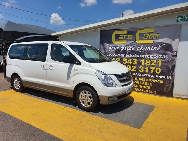 2013 Hyundai H1 Gls 2.4 Cvvt Wagon  Gauteng Pretoria_0