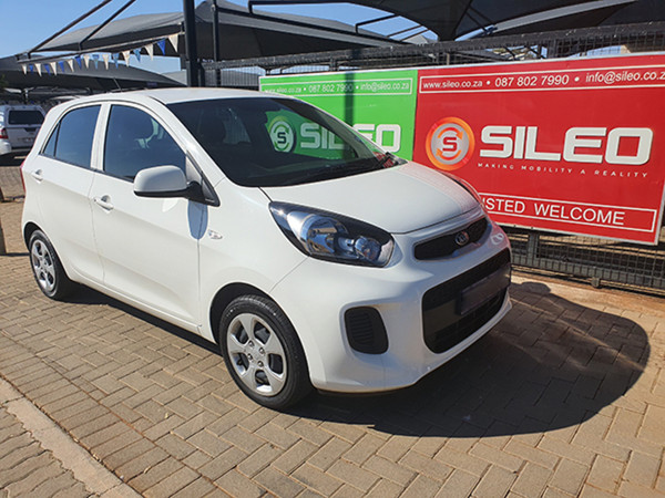 2016 Kia Picanto 1.2 LS Auto Gauteng Montanapark_0