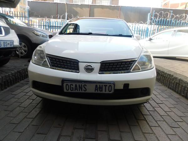 2010 Nissan Tiida 1.6 Acenta MT Sedan Gauteng Johannesburg_0