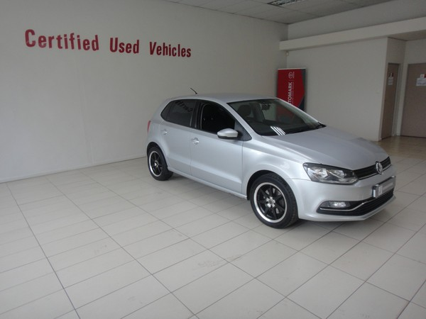 2014 Volkswagen Polo 1.2 TSI Highline 81KW Western Cape Ceres_0