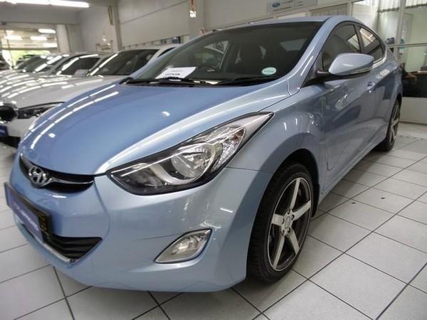 2013 Hyundai Elantra 1.8 Gls  Free State Bloemfontein_0