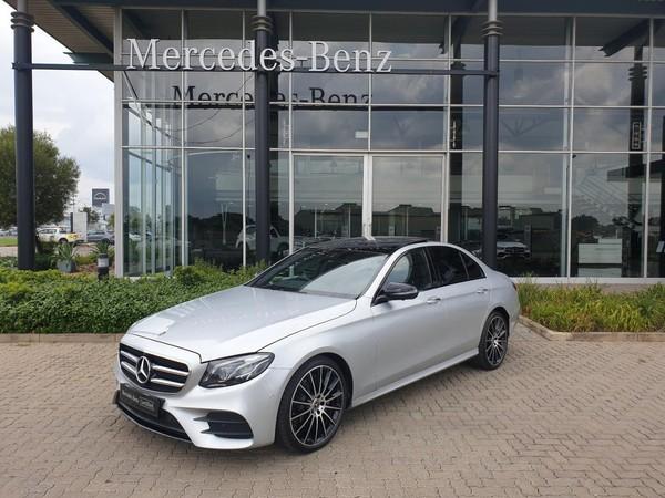 2021 Mercedes-Benz E-Class E 200 AMG Gauteng Vereeniging_0