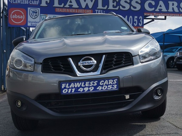 2012 Nissan Qashqai 2 2.0 Acenta Gauteng Johannesburg_0