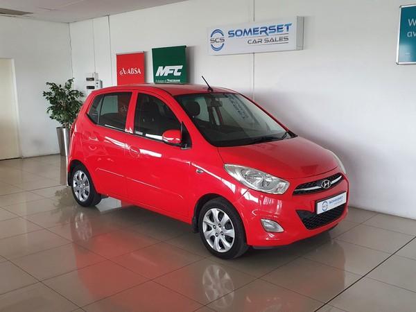 2012 Hyundai i10 1.1 Gls  Western Cape Strand_0