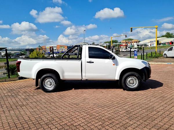 2021 Isuzu D-MAX 250 HO Fleetside Safety Single Cab Bakkie Mpumalanga Nelspruit_0