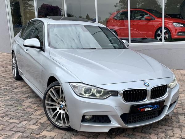 2014 BMW 3 Series 320d M Sport Line At f30  Gauteng Sandton_0