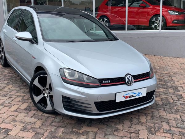 2015 Volkswagen Golf VII GTi 2.0 TSI DSG Gauteng Sandton_0