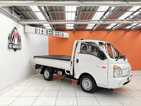 2012 Hyundai H100 Bakkie 2.5 Tci Fc Cc  Gauteng Pretoria_0