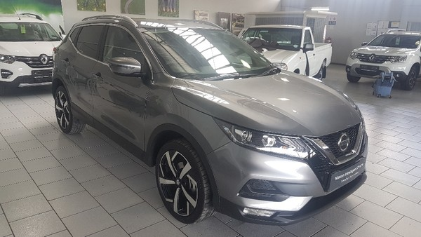 2021 Nissan Qashqai 1.5 dCi Acenta plus Northern Cape Kimberley_0