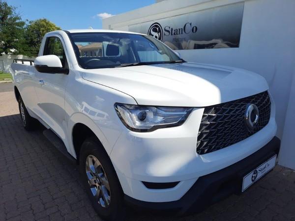 2021 GWM P-Series CV 2.0TD SX Single Cab Bakkie Mpumalanga Trichardt_0