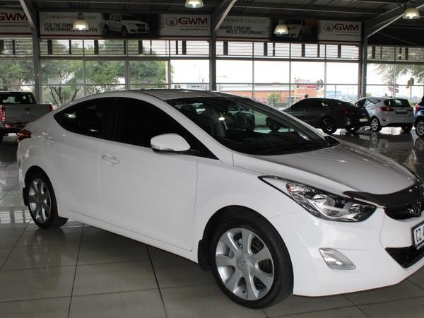 2014 Hyundai Elantra 1.8 Gls  Gauteng Alberton_0