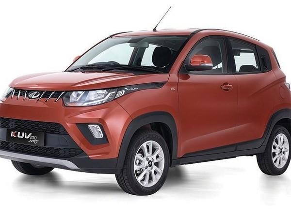 2020 Mahindra KUV 100 1.2TD K8 NXT Gauteng Alberton_0