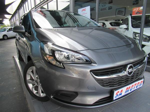 2017 Opel Corsa 1.0T Enjoy 5-Door Gauteng Randburg_0