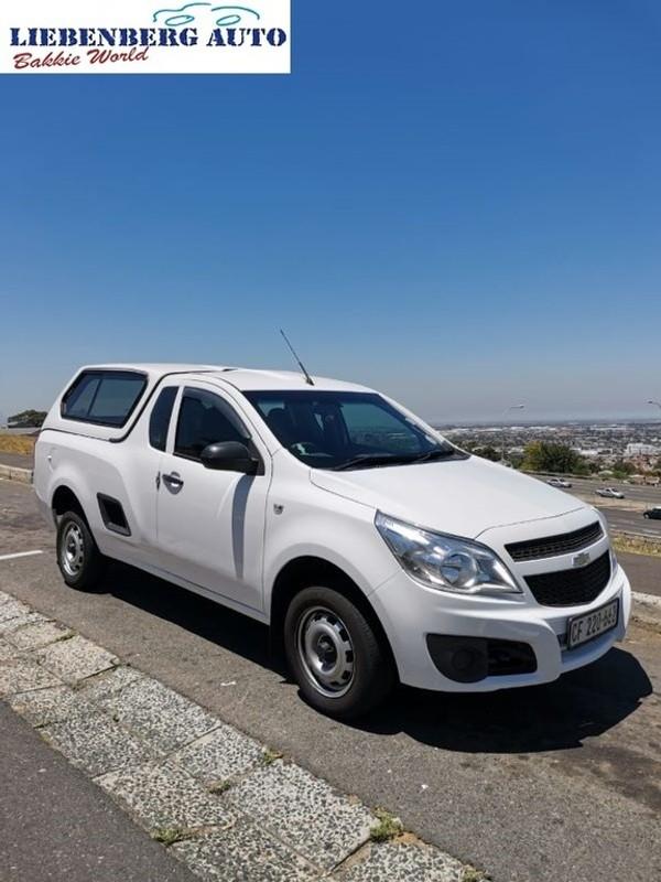2013 Chevrolet Corsa Utility 1.4 Sc Pu  Western Cape Cape Town_0