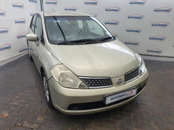 2006 Nissan Tiida 1.6 Visia  AT Sedan Gauteng Boksburg_0
