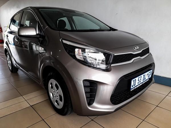 2019 Kia Picanto 1.0 Start Auto Limpopo Louis Trichardt_0