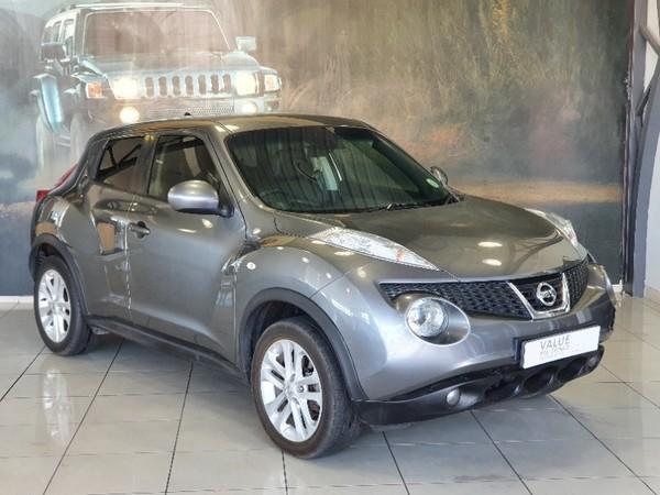 2014 Nissan Juke 1.6 Dig-t Tekna  Western Cape Goodwood_0