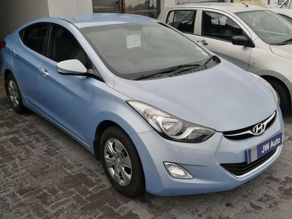 2014 Hyundai Elantra 1.6 Gls  Eastern Cape Port Elizabeth_0