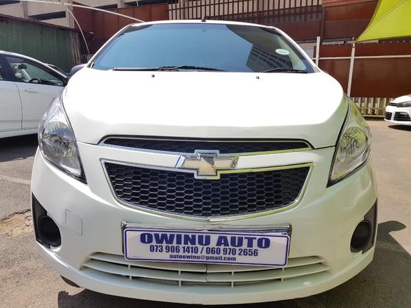 2011 Chevrolet Spark 1.2 L 5dr  Gauteng Johannesburg_0