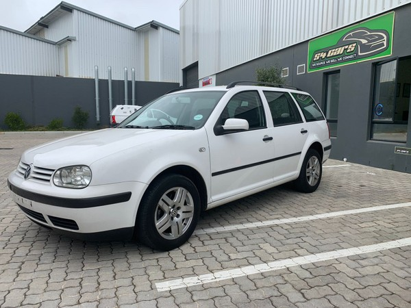 2002 Volkswagen Golf 4 1.6 Estate Trendline  Western Cape Table View_0