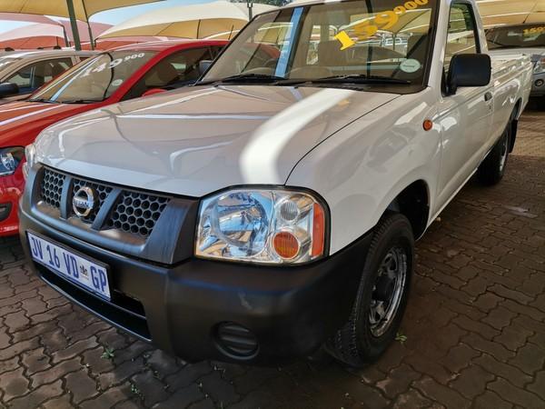 2013 Nissan NP300 Hardbody 2.0i LWB k08k37 Bakkie Single cab Gauteng Pretoria_0