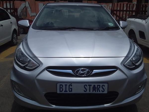 2017 Hyundai Accent 1.6 Gls At  Gauteng Johannesburg_0