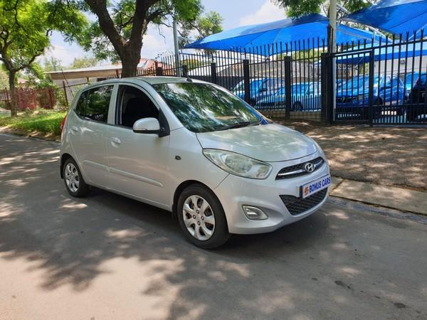 2012 Hyundai i10 1.1 Gls  Gauteng Pretoria West_0