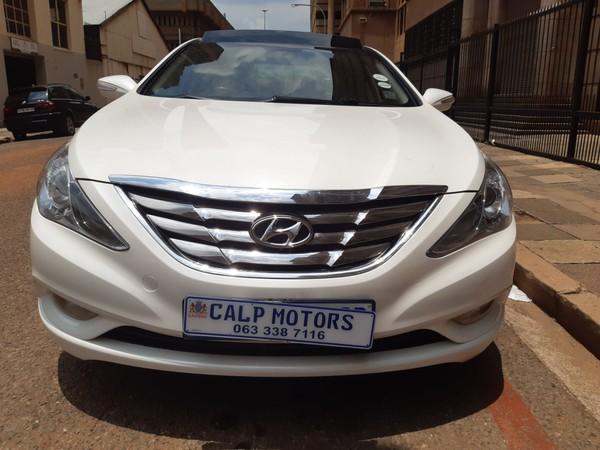 2012 Hyundai Sonata 2.4 Gls At  Gauteng Marshalltown_0