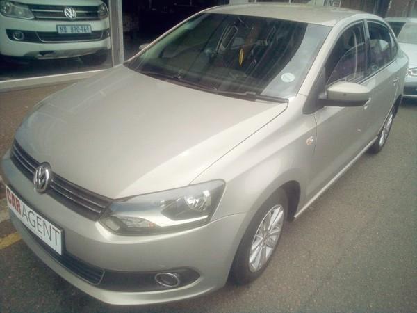 2013 Volkswagen Polo 1.4 Comfortline   Kwazulu Natal_0
