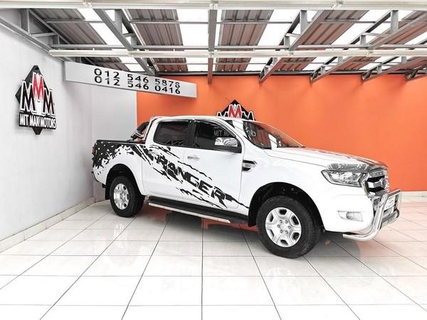 2018 Ford Ranger 3.2TDCi XLT Auto Double Cab Bakkie Gauteng Pretoria_0