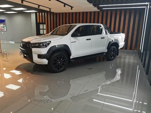 2021 Toyota Hilux 2.8 GD-6 RB Legend RS 4x4 Double Cab Bakkie Kwazulu Natal Pietermaritzburg_0