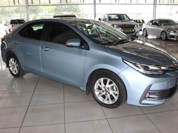 2018 Toyota Corolla 1.8 High CVT Gauteng Alberton_0