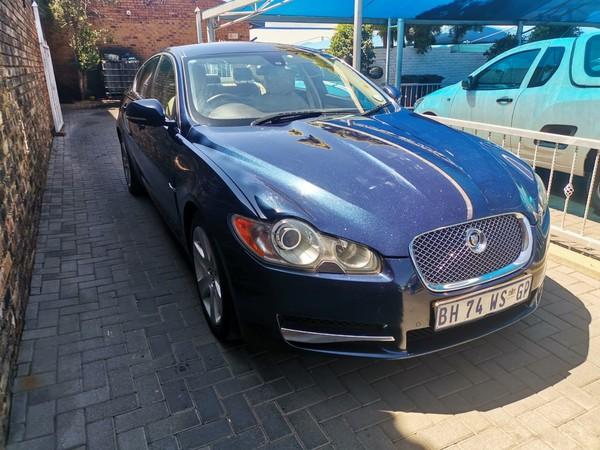 2011 Jaguar XF 3.0d Luxury  Gauteng Pretoria_0