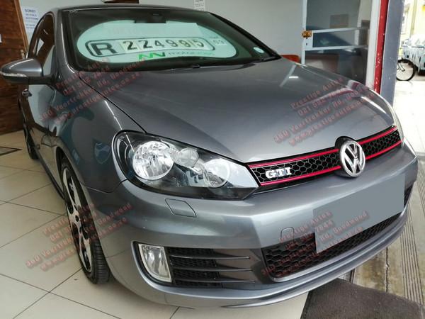 2009 Volkswagen Golf Gti 2.0t Fsi Dsg  Western Cape Goodwood_0
