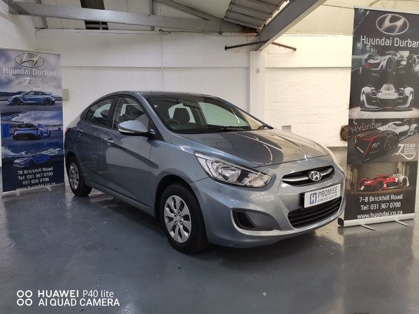 2019 Hyundai Accent 1.6 Gl  Kwazulu Natal_0