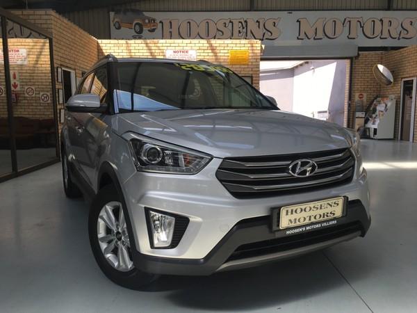 2018 Hyundai Creta 1.6 Executive 6spd m nav  reverse camera Free State Villiers_0