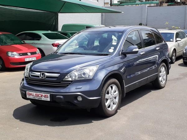 2009 Honda CR-V 2.4 Vtec Rvsi  Kwazulu Natal Durban_0
